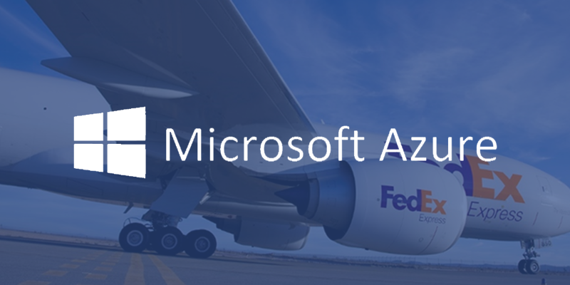 Microsoft Azure - FedEx